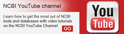 NCBI YouTube Channel